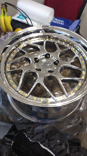 Addhan wheels for Sale in Sanford, FL