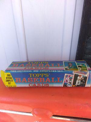 1989 Baseball Cards for Sale in Mount Juliet, TN