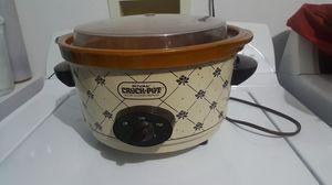 Rival Crock Pot Vintage Stoneware Slow Cooker WORKS! for Sale in Jacksonville, FL