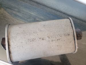 Nissan Infinity OEM muffler for Sale in Long Beach, CA