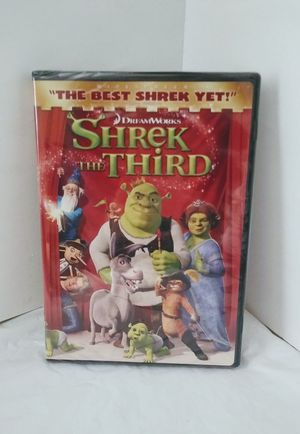 Shrek The Third DVD Movie New ! for Sale in Denver, CO