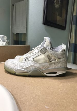 jordan laser 4s size 10 for Sale in Orlando, FL