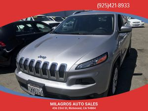 2017 Jeep Cherokee for Sale in Richmond, CA