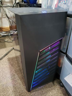 High End RTX Streaming + Gaming PC, RTX 2060, Ryzen 3600, 16GB RAM, 512 GB SSD for Sale in Montville, CT