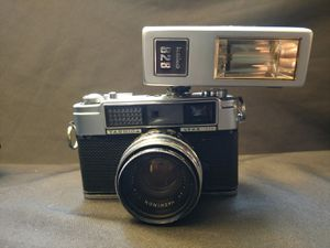 Yashica film camera for Sale in Seattle, WA