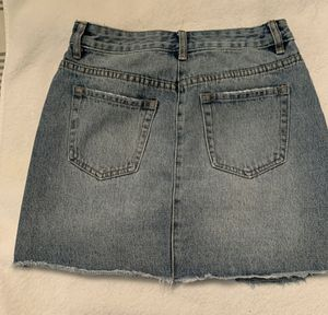 Ain't No Other High Waisted Denim Skirt for Sale in Weymouth, MA