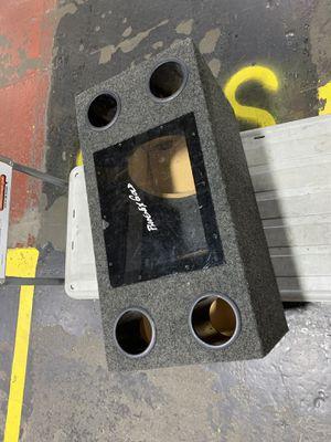 "Phoenix Gold dual 12"" bandpass box for Sale in Bristol, CT"