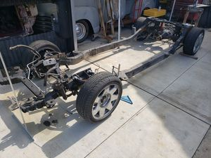 Nissan chassis part out for Sale in Chino, CA