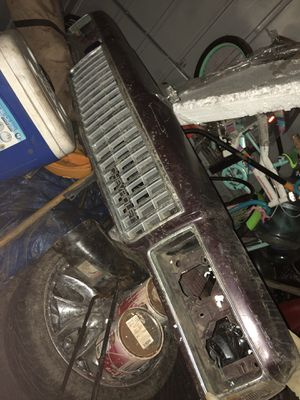 80-90 Chevy Caprice front clip for Sale in Chicago, IL