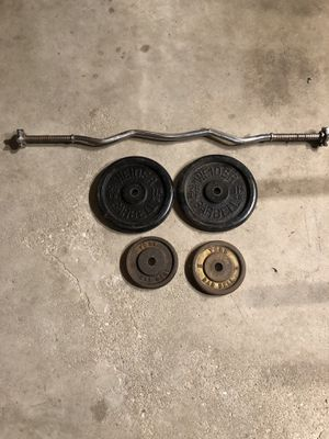 Barbell for Sale in North Chicago, IL