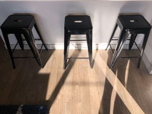 Bar Chairs/Stools - 3 for Sale in Los Angeles, CA