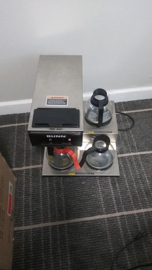 Coffee maker with 3 jars for Sale in Decatur, GA