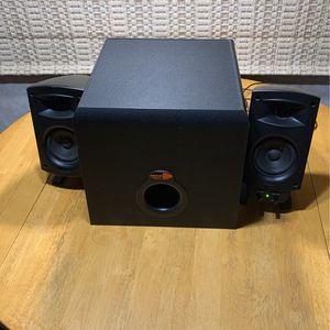Klipsch Speakers And Subwoofer for Sale in El Cajon, CA