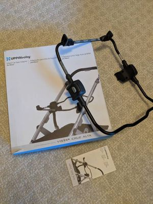 Chicco car seat adapter for Uppababy stroller for Sale in Federal Way, WA