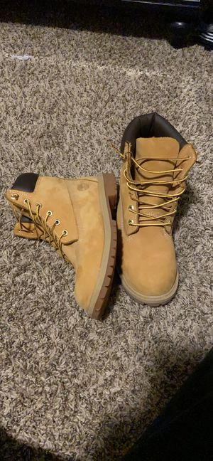 Brown original Timberland boots for Sale in Spring, TX