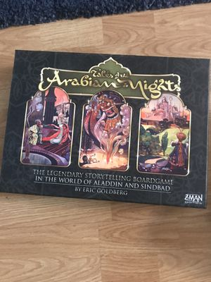 Tales of Arabian nights board game for Sale in Chino Hills, CA