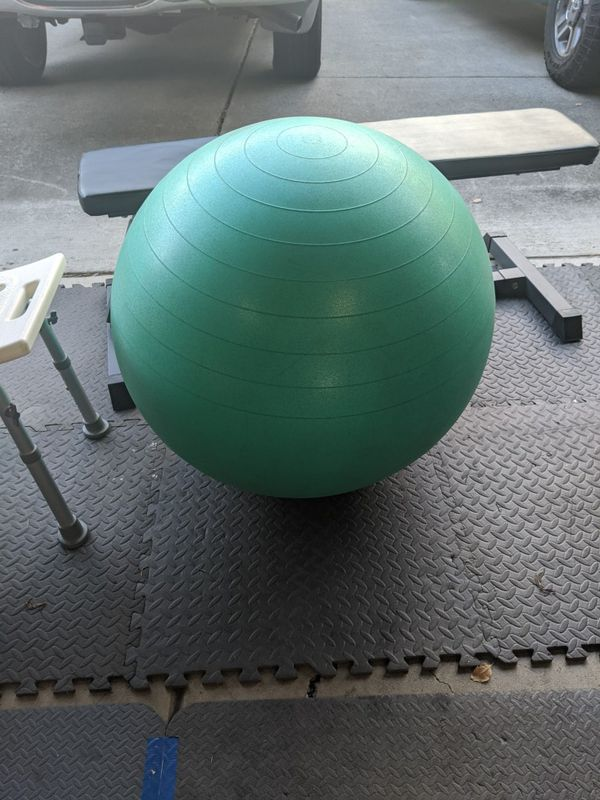 Yoga ball ONLY