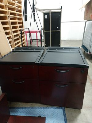 OFFICE FURNITURE** 2Drw& 4drw File cabinets! for Sale in Kent, WA