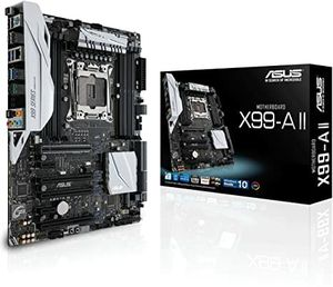 ASUS X99-A II WITH I7 6800K for Sale in Killeen, TX
