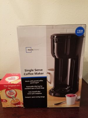 MainStays Coffee Maker for Sale in Charlotte, NC