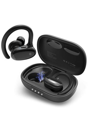 Wireless Earbuds Bluetooth 5.0 Headphones, AOPOY TWS Sports Wireless Earphones 60H Playtime IPX6 Waterproof with Touch Control and Charging Case for for Sale in Ontario, CA
