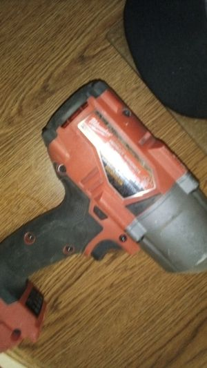 Milwaukee inpact drill 1/2 inpact for Sale in South Salt Lake, UT