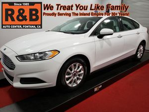 2016 Ford Fusion for Sale in Fontana, CA