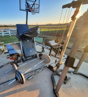 Home gym for Sale in Palmer, TX