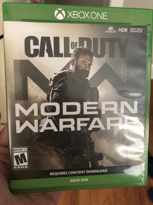 Cod Modern Warfare for Sale in Philadelphia, PA