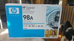 HP Laser Jet Toner for Sale in Billings, MT