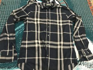 Burberry men's button down for Sale in Fort Lauderdale, FL