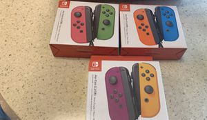 Nintendo switch controllers for Sale in DORCHESTR CTR, MA