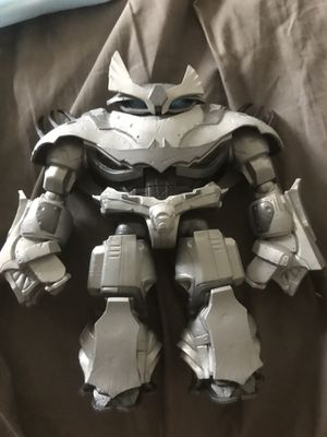 Dc multiverse collect and connect Batman justice buster baf action figure for Sale in Lynwood, CA