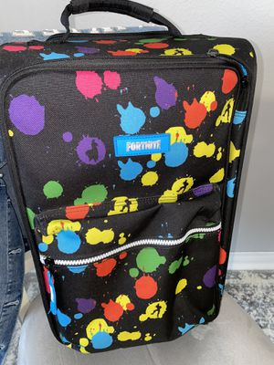 Fortnite Carry-on suitcase for Sale in Lakeside, CA