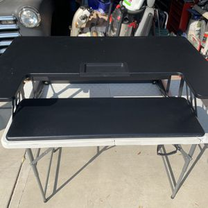 Adjustable Standing Desk Riser - Vivo for Sale in Whittier, CA
