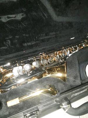 yamaha advantage yas-200ad alto saxophone for Sale in Austin, TX