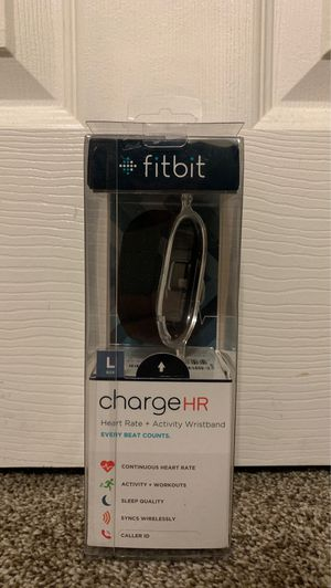 Fitbit Charge HR for Sale in Hamburg, PA