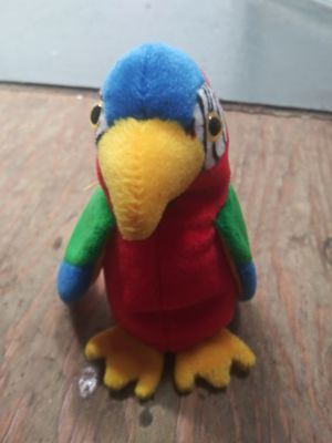Ty Beanie baby jabber the parrot for Sale in Fremont, CA