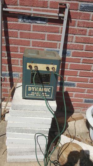 Vintage 110 volt Welder Dynamic Mark 88 for Sale in Holiday, FL