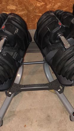 Bowflex 1090 Dumbbells for Sale in Springfield,  IL
