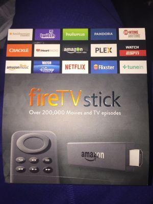 Amazon Fire Stick Unlocked!!!! for Sale in Boston, MA