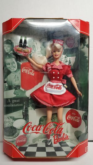 Coca-Cola Car Hop Collector Barbie for Sale in North County, MO