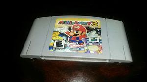 Mario Party 3 N64 for Sale in Lyons, IL