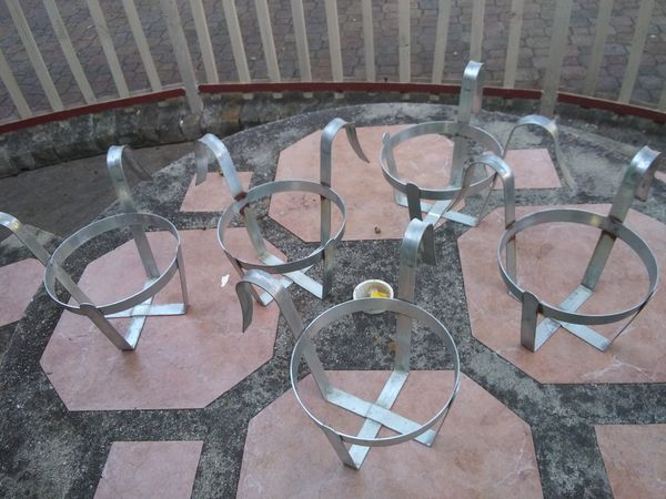 Metal Plant Pot holders