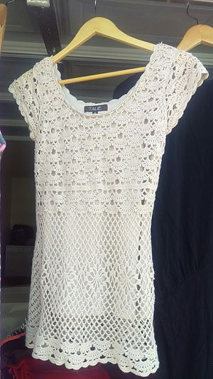 Beautiful Crochet Top and Tunic for Sale in Las Vegas, NV
