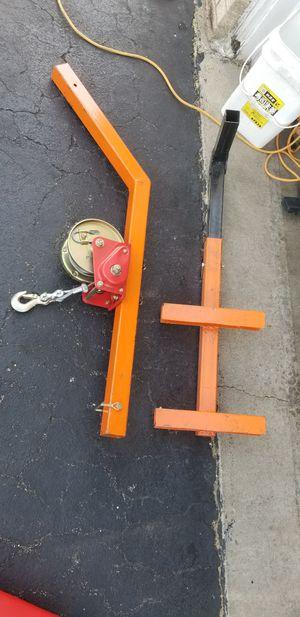 ladder crane heavy duty for Sale in Mount Prospect, IL