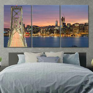 🔥 San Francisco Skyline 🔥 Canvas Wall Art 🔥Get It Here 👉StunningCanvasPrints,com👈 for Sale in San Francisco, CA