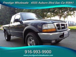 2000 Ford Ranger for Sale in Sacramento, CA