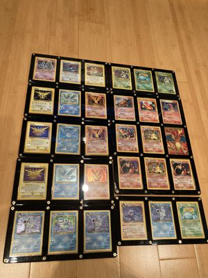 Pokémon Cards Collection CHECK DESCRIPTION ON EBAY RIGHT NOW for Sale in Glen Cove, NY