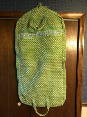 Vera Bradley Garment Bag in Apple Green for Sale in Branford, CT